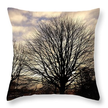 Inspiring Throw Pillow by Marwan Khoury