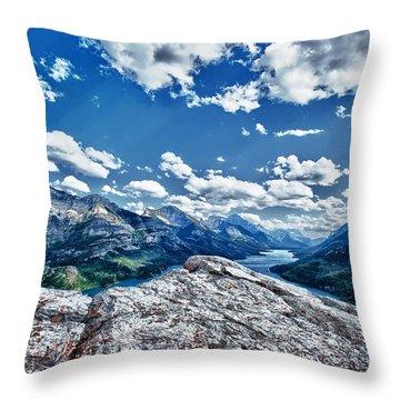 International Vista Throw Pillow