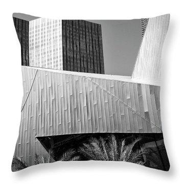 Veer Throw Pillows