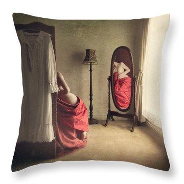 Mirror Mirror Throw Pillows