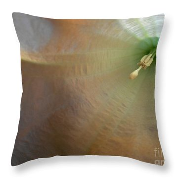 Intimate Throw Pillow by Tim Good