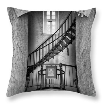 Into The Light Throw Pillow by Howard Salmon
