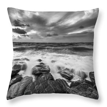 intoxicating  II Throw Pillow
