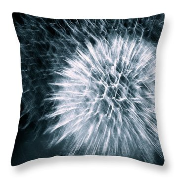 Throw Pillow featuring the photograph Intricate by Linda Mishler