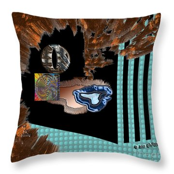 Inw_20a5015sq All Day Planting Throw Pillow
