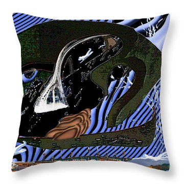 Inw_20a5419sz Forest Cups Look Up Throw Pillow