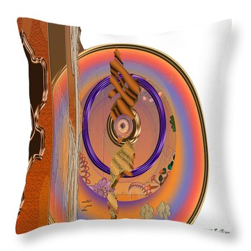 Inw_20a5654sq Washed Puma Stone Throw Pillow