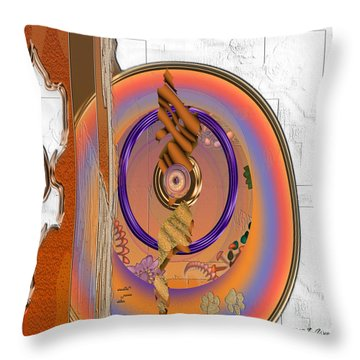Inw_20a5656sq Washed Puma Stone Throw Pillow
