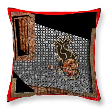 Inw_20a5904 Coursing Throw Pillow