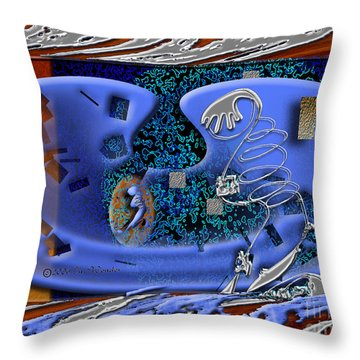 Inw_20a6007sz Pooling Throw Pillow