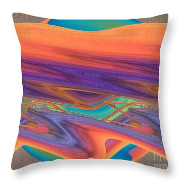 Inw_20a6033 Weaving    Throw Pillow