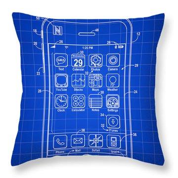 Steve Jobs Throw Pillows
