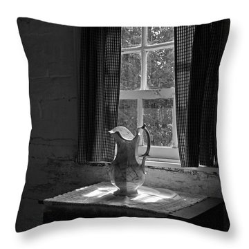 Irish Cottage #4 Throw Pillow