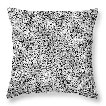 Irrational Throw Pillow