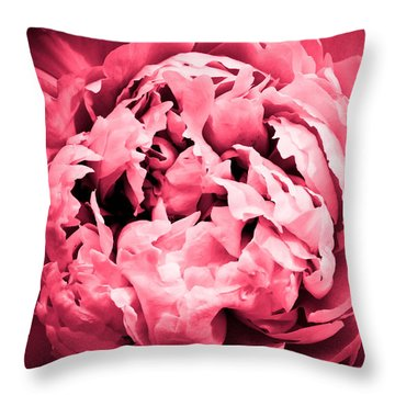 Irresistible Throw Pillow by Julie Andel