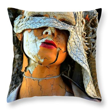 Irreversible - Limited Edition Throw Pillow