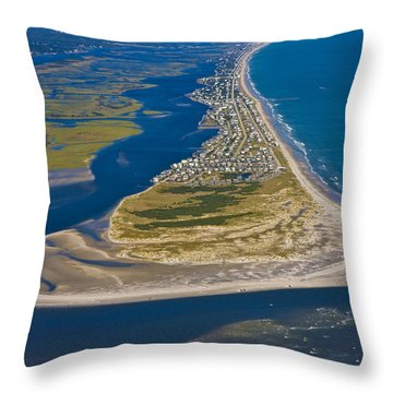 Outer Banks Throw Pillows