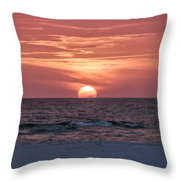 It Doesn't Get Any Better Than This Throw Pillow by Bill Cannon