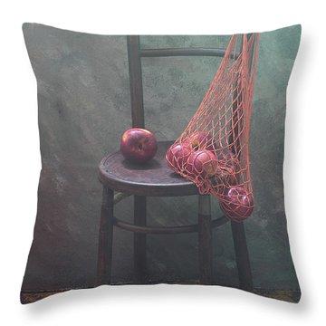 Mandarin Throw Pillows