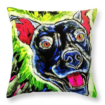 It's A Pitty Normal Light Throw Pillow