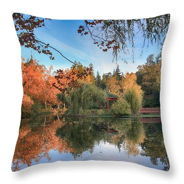 It's All Within Throw Pillow