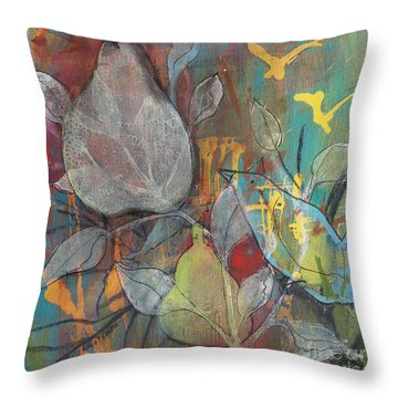 It's Electric Throw Pillow