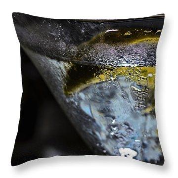 Strobist Throw Pillows