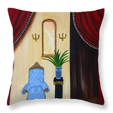 Its Time To Reflect Throw Pillow