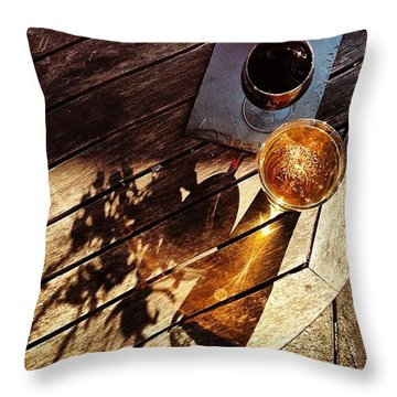 Beer Throw Pillows