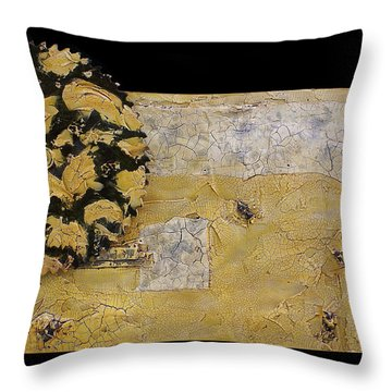 Ivy Acres Throw Pillow