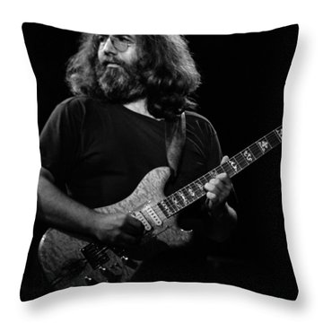 J G B #35 Throw Pillow