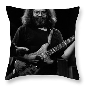 J G B #38 Throw Pillow