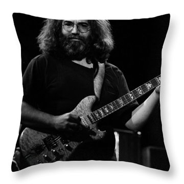 J G B #39 Throw Pillow