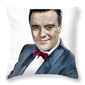 Jack Lemmon Throw Pillow