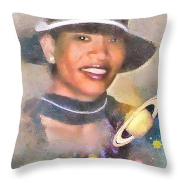 Jackie Throw Pillow