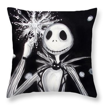Jack's Dream Throw Pillow