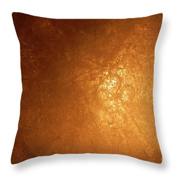 Throw Pillow featuring the photograph Jammer Abstract 007 by First Star Art