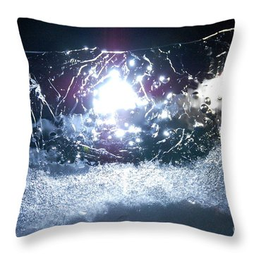 Jammer Cosmos 010 Throw Pillow