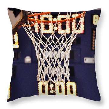 Jan 12 Throw Pillow