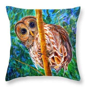 Janice Throw Pillow