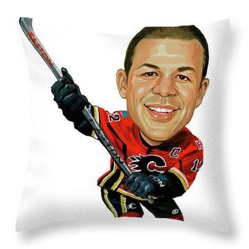 National Hockey League Throw Pillows