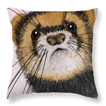 Jasper Throw Pillow