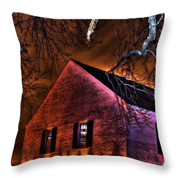 Dunkard Throw Pillows