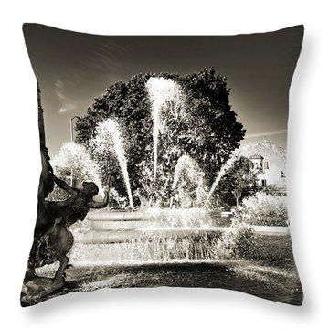 Andee Design White Throw Pillows