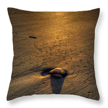 Jelly On Jekyll Island Throw Pillow