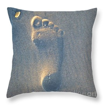 Jeremiah 29 Throw Pillow by Jocelyn Stephenson