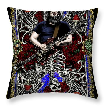 Jerry Throw Pillows