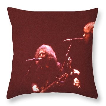 Nothing Left To Do But Smile Throw Pillow