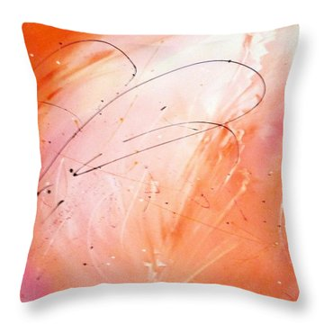 Jesska's World Throw Pillow