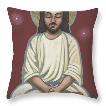 Jesus Listen And Pray 251 Throw Pillow